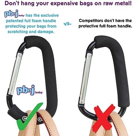 Amazon.com: PBnJ Baby Clip n Go - Pack de 2 organizadores de ...