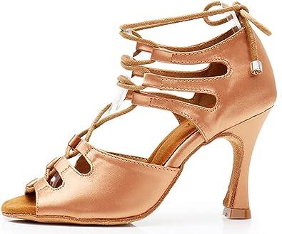 Brand New Ballroom heeled Latin Dance Shoes for Women//Ladies//Girls//Tango/&Salsa