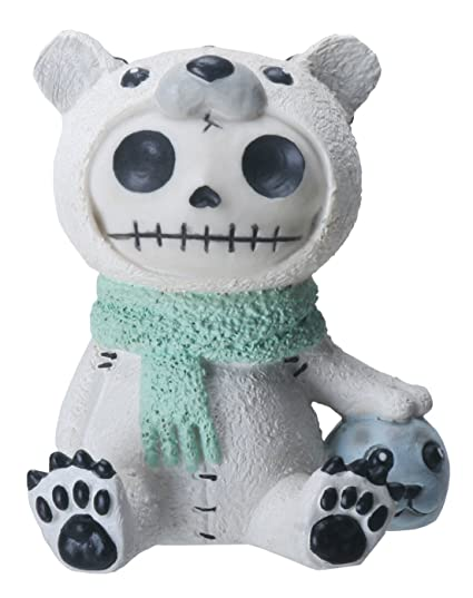 8597845be Amazon.com  SUMMIT COLLECTION Furrybones Chilton Signature Skeleton ...