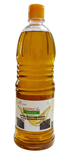 KAPRICA NATURAL Cold Pressed Sesame Oil
