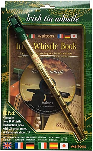Waltons Irish Tin Whistle Key of D