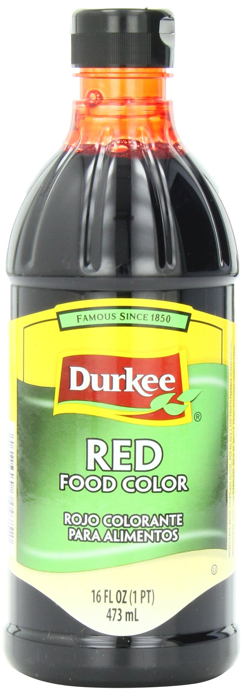 Durkee Red Food Color, 16-Ounce Containers (Pack of 3)