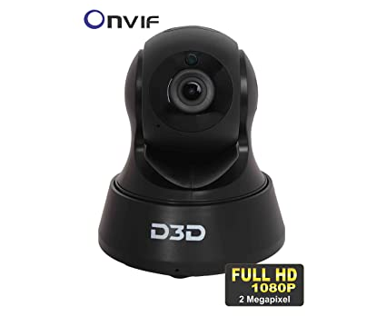 D3D D6022Y IP Indoor Security Dome Camera Simulated Cameras at amazon