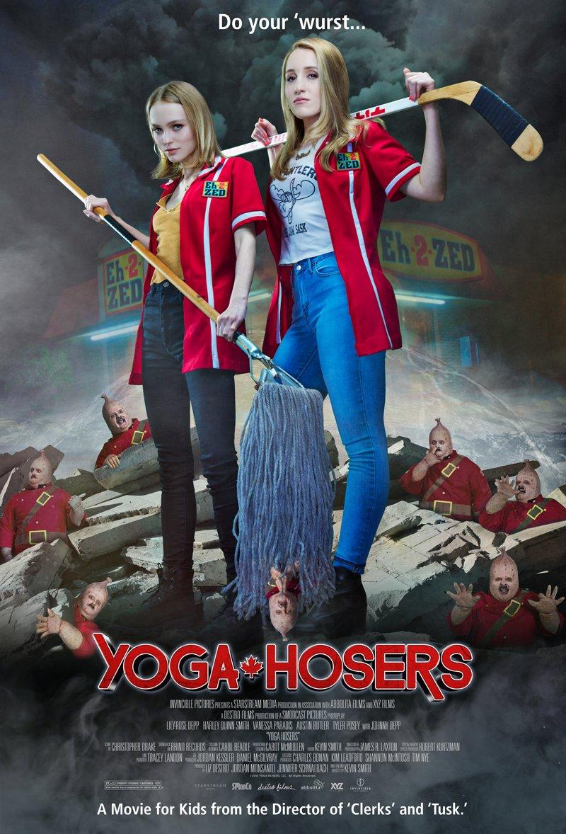 Yoga Hosers - Guerriere Per Sbaglio Rental Italia DVD ...