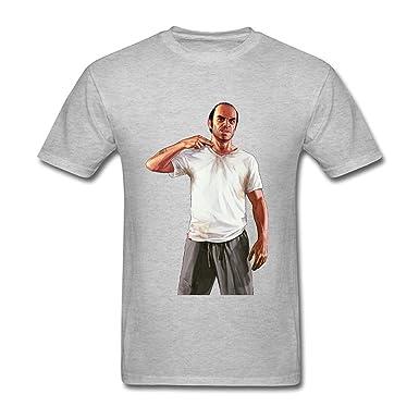 Men's GTA V Grand Theft Auto Trevor Philips T-Shirt M