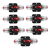 STETION Car Audio 150 Amp Resettable Fuse Circuit