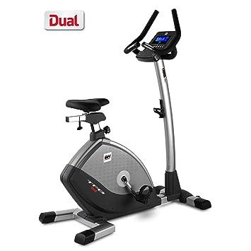 BH Fitness - Bicicleta estática TFB Dual: Amazon.es: Deportes y aire ...