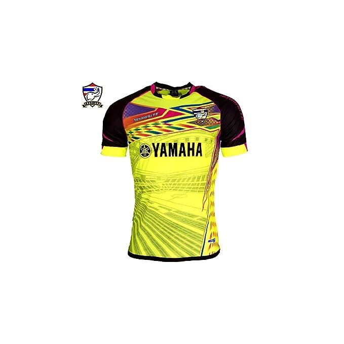 Camiseta 90 Minute Yamaha de la equipación de fútbol de Tailandia,
