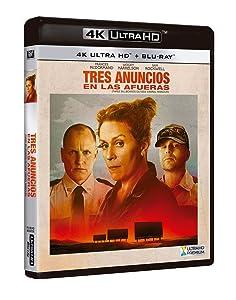 Tres Anuncios En Las Afueras 4k Uhd [Blu-ray]