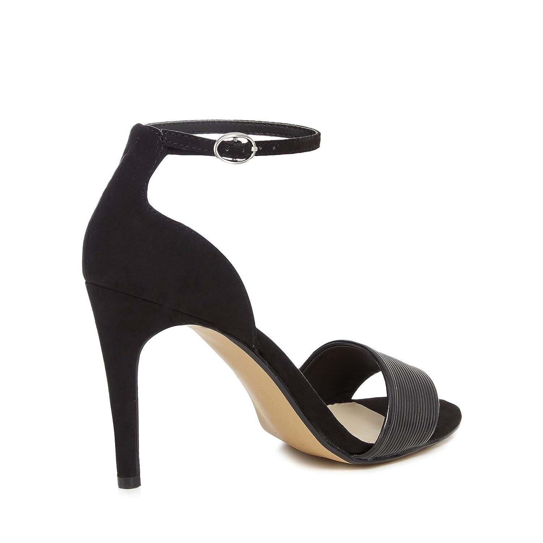 Debenhams - Sandalias de vestir para mujer Negro negro, color Negro, talla 40