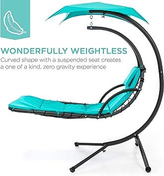 coj/ín para el cuello tumbona Coj/ín de repuesto para tumbona silla de jard/ín para tumbona isla solar mecedora 35 x 15 x 6 cm