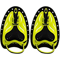 Bestfire Professional Swimming Training Paddles Hand Paddles Power Paddles Swimming Training Aid Flat Paddles for Adult Kids