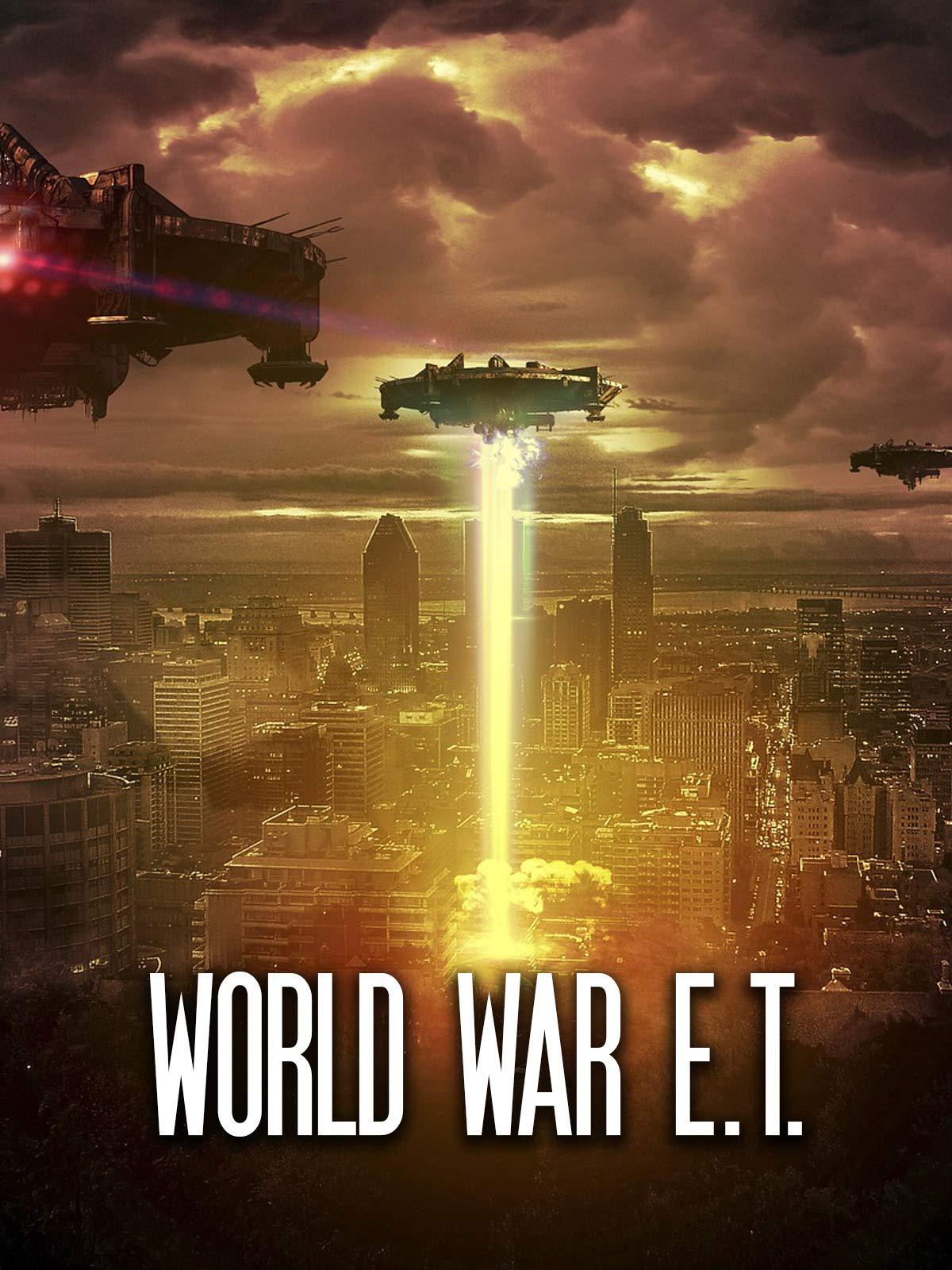 World War E.T. on Amazon Prime Video UK
