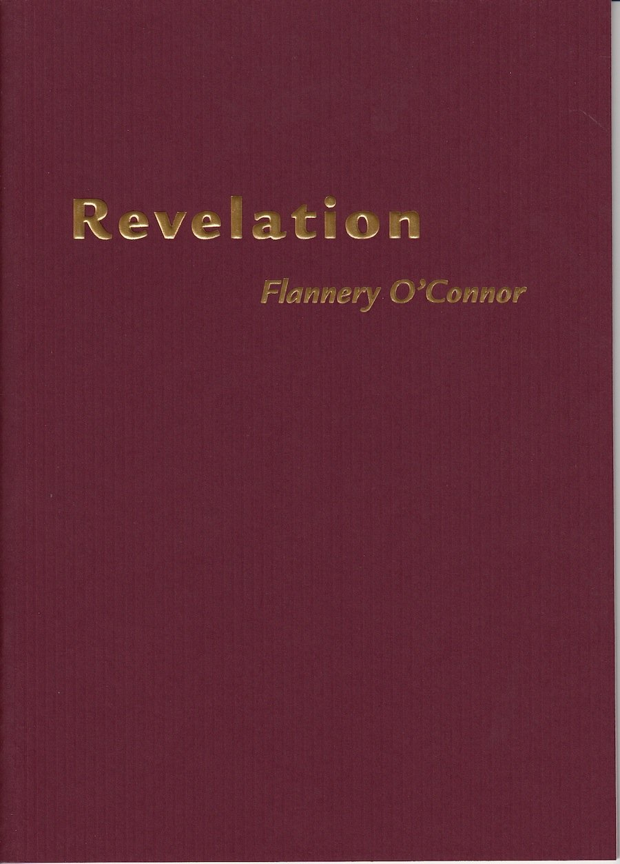 revelation flannery o connor summary