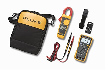 Review Fluke 117/323 KIT Multimeter