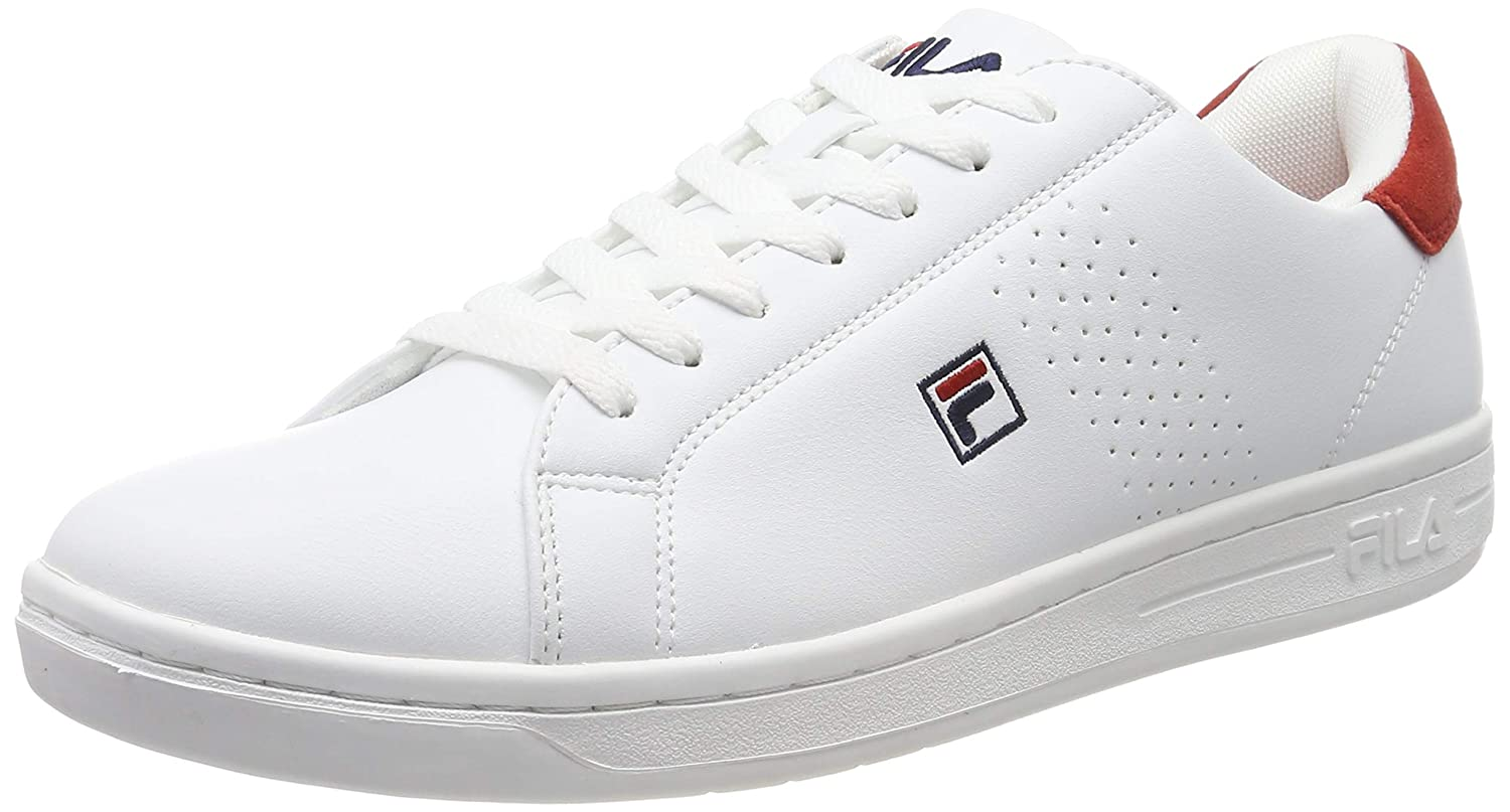 Fila Men Sport Crosscourt 2 F Low, Sneakers Basses Homme