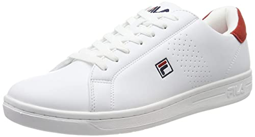 Fila Men Sport Crosscourt 2 F Low Top Sneakers: Amazon.co.uk