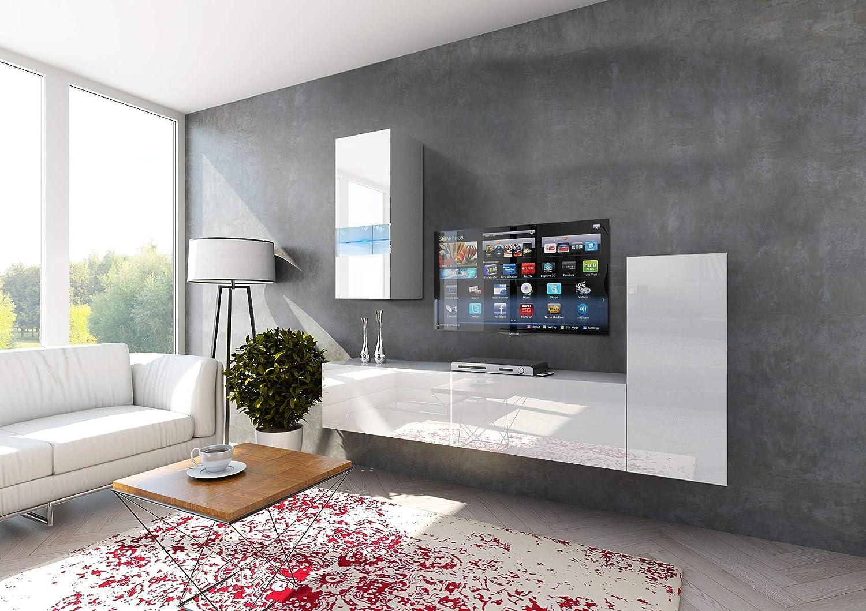 Home Direct Future 15, Modernes Wohnzimmer, Wohnwände