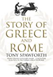 The Story of Greece and Rome (English Edition)