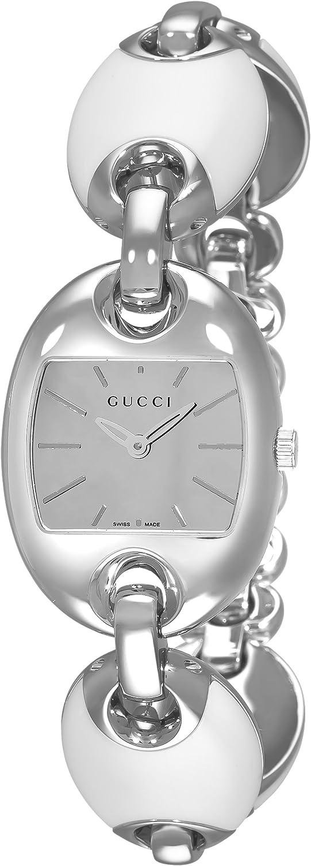 Gucci Reloj Ya121515 25.50 mm Negro