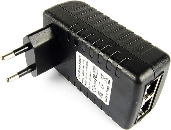 Dslrkit Gigabit 24v Poe Injector Adapter Uap Ac Lr Lite Computer Zubehör