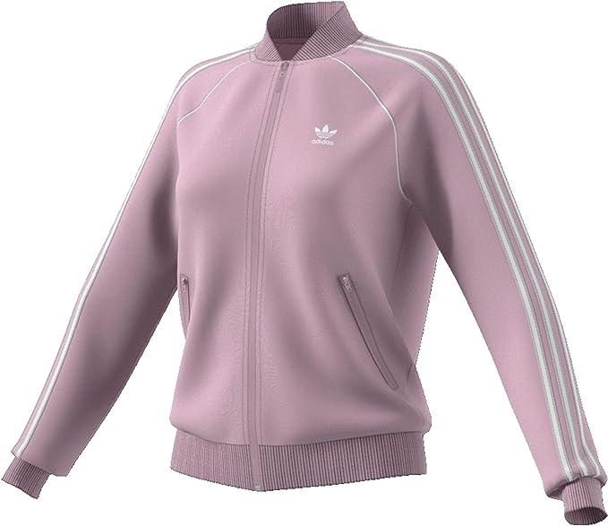 42 Damen Sst Ed7591 Sweatjacke Adidas LilaSize Tt b6Yvf7gy