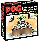 Dog Cartoon-A-Day 2018 Calendar
