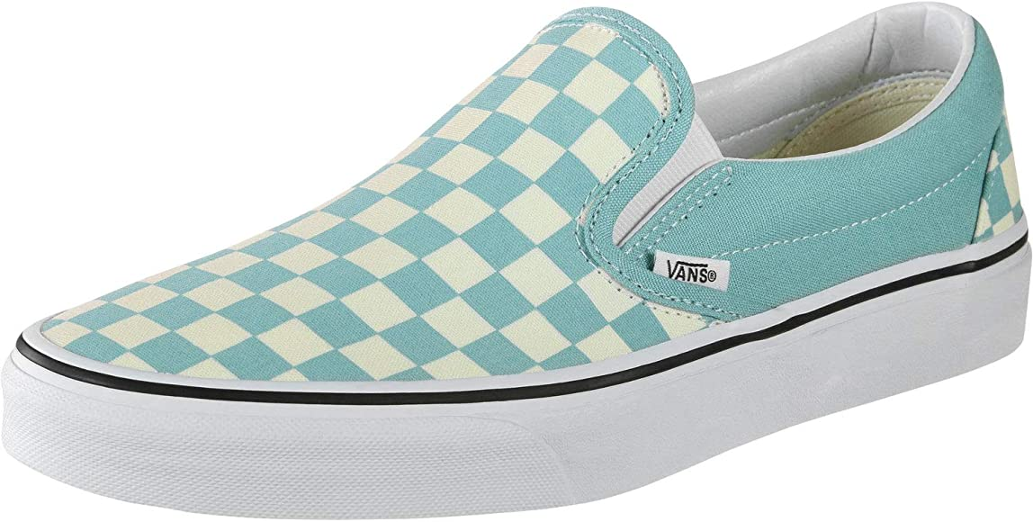 Vans Classic Slip-On Shoes Checkerboard