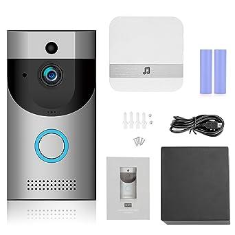 Sistema de cámaras de seguridad para el hogar Nicam con detección de movimiento, montaje en