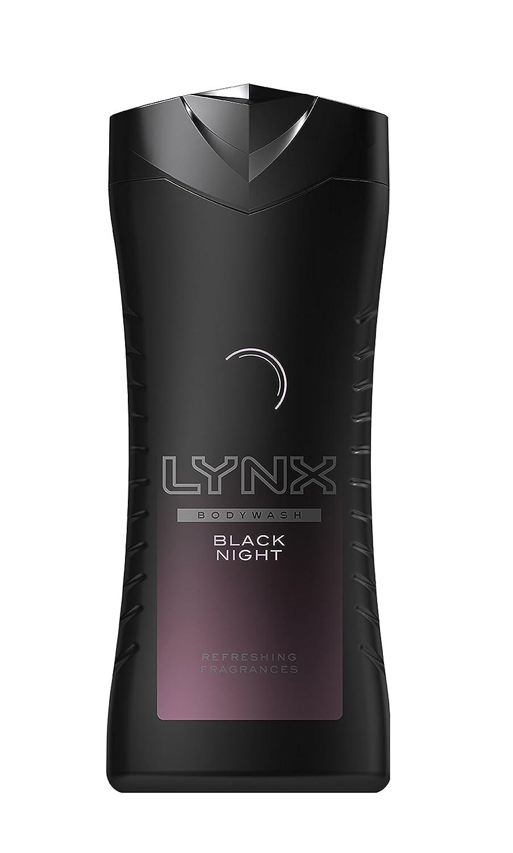 Lynx Black Night MEN Shower Gel Body Wash & Deodorant Body Spray 2 ...