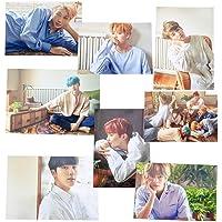 Departure Bangtan Boys BTS Love Yourself Poster 8pcs