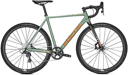 Focus Mares 6.9 Bicicleta de Cross 2019, Color Mineral Green ...