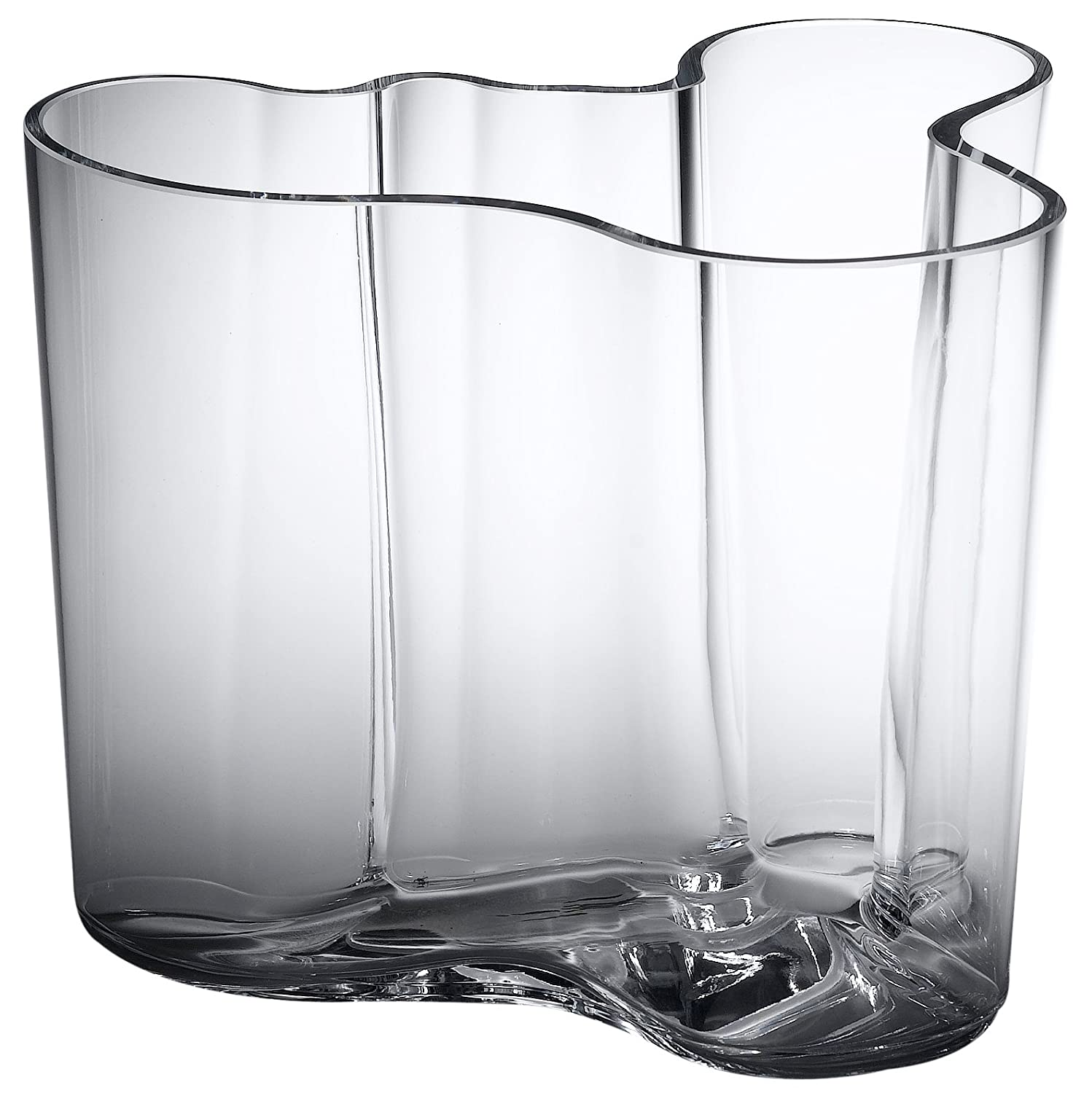 Amazon iittala aalto 6 14 inch glass vase home kitchen reviewsmspy