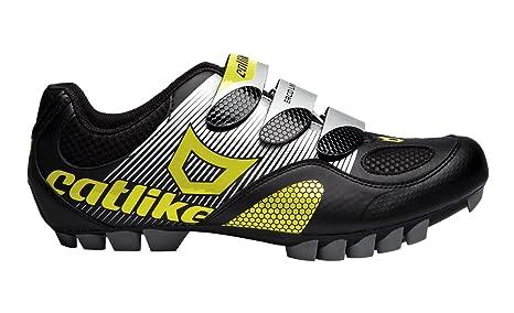 Catlike Drako MTB 2016, Zapatillas de Ciclismo de montaña Unisex Adulto, Negro (Black