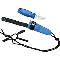 Morakniv Eldris Fire Starter Kit Mavi 12631 Av Bıçağı Unisex, Karışık, Tek Beden