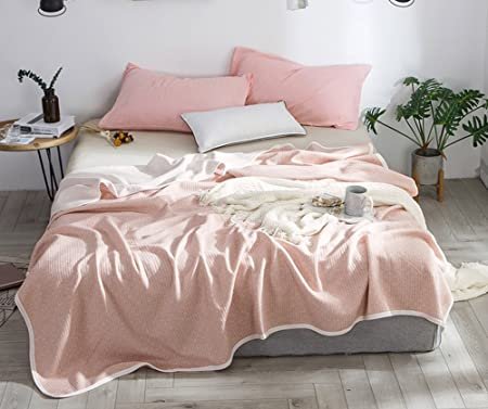 Hcjxlb Fjxlz Quilt Summer Air Conditioning Cotton Washing Single