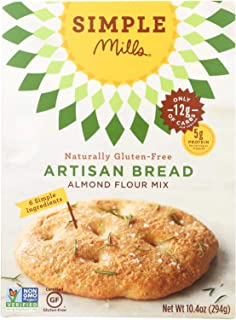 product image for Simple Mills Almond Flour Artisan Bread Mix, 9.4 Ounce - 6 per case.