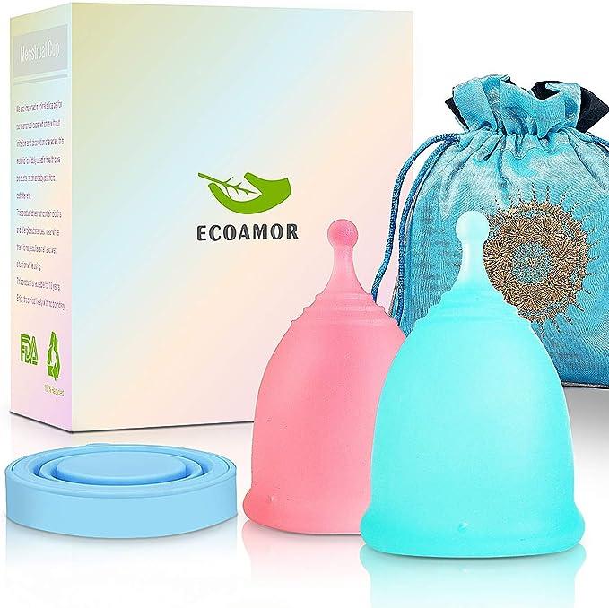 BetterAngel Copa Menstrual Lily Cup Compact, Copa Menstrual ...