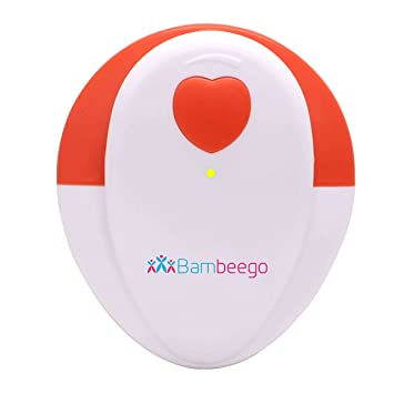 Amazon bundletumble fetal heartbeat baby monitor babyblip bundletumble fetal heartbeat baby monitor babyblip womb baby sound amplifier with dual listening capability negle Gallery