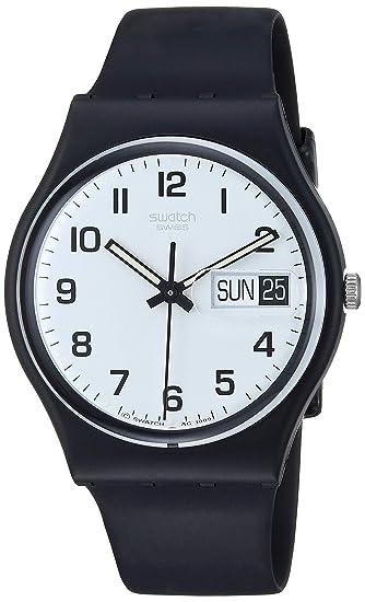 enorme sconto 0e876 b84b7 Swatch Men's Analogue Quartz Watch with Plastic Strap – GB743