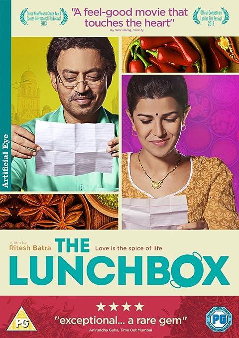 The Lunchbox [DVD] [Reino Unido]: Amazon.es: Nimrat Kaur ...