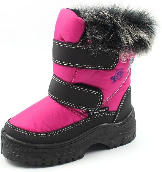 Storm Kidz Cold Weather Snow Boot