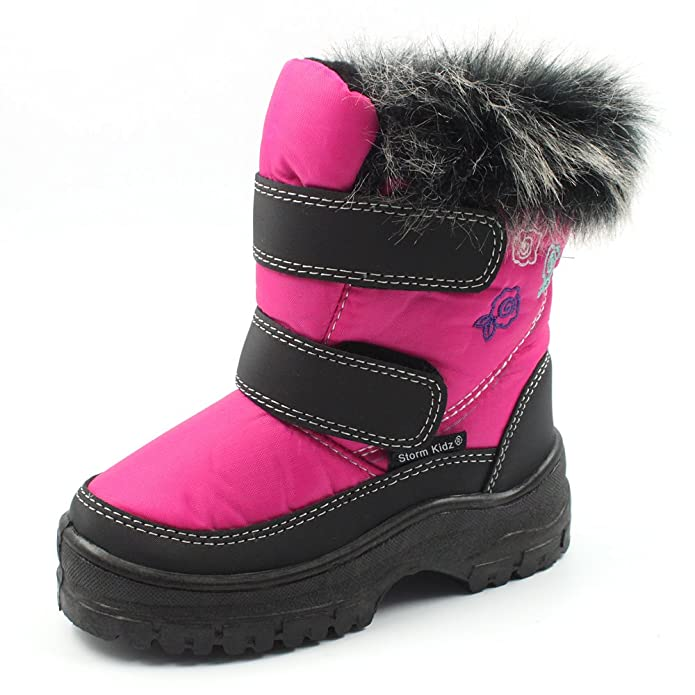 Winter Snow Boots Cold Weather - Girls