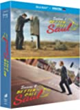 Better Call Saul - Saisons 1 & 2 [Blu-ray + Copie digitale]