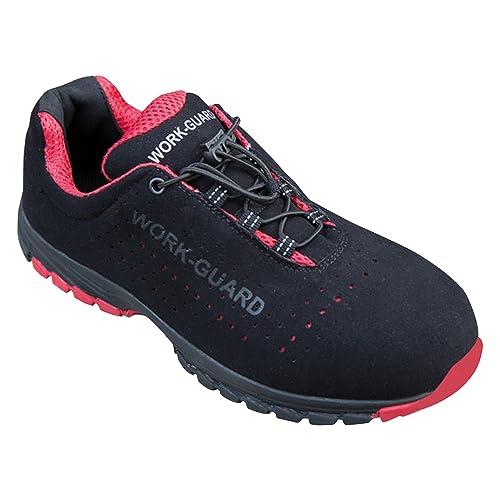 Result Workguard - Zapatillas de trabajo/Seguridad laboral modelo Shield para hombre: Amazon.es: Zapatos y complementos
