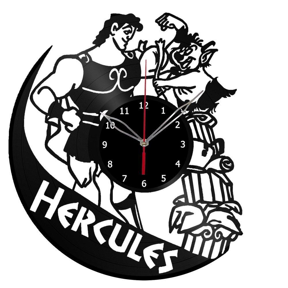 amazon forlovedgifts hercules vinyl record wall clock fan art Pioneer DDJ-SX W amazon forlovedgifts hercules vinyl record wall clock fan art handmade decor unique decorative vinyl clock 12 30 cm 2 home kitchen