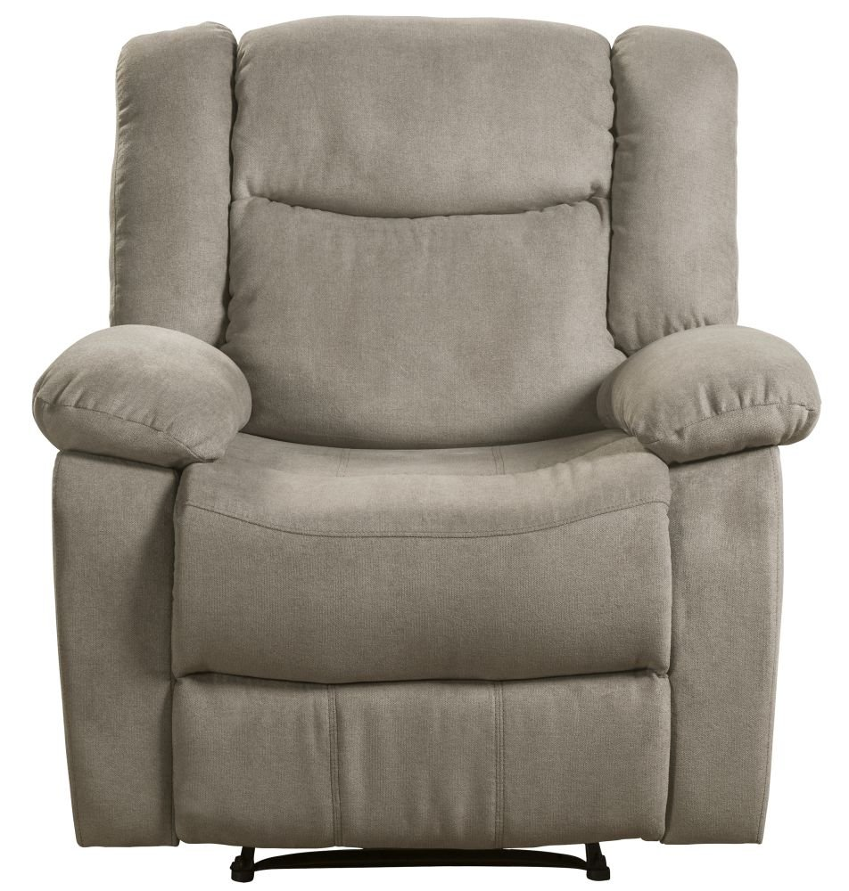 Lifestyle Recliner Power Fabric, Taupe