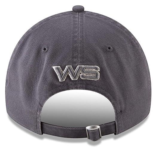 478014a6141 Amazon.com   New Era Boston Red Sox 2018 World Series Champions 920  Adjustable Hat   Sports   Outdoors