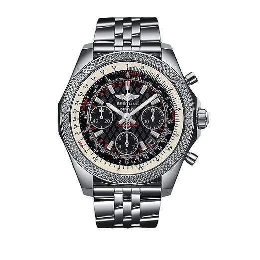 Breitling Bentley AB061221/BD93-980A - Reloj de pulsera automático para hombre: Amazon.es: Relojes