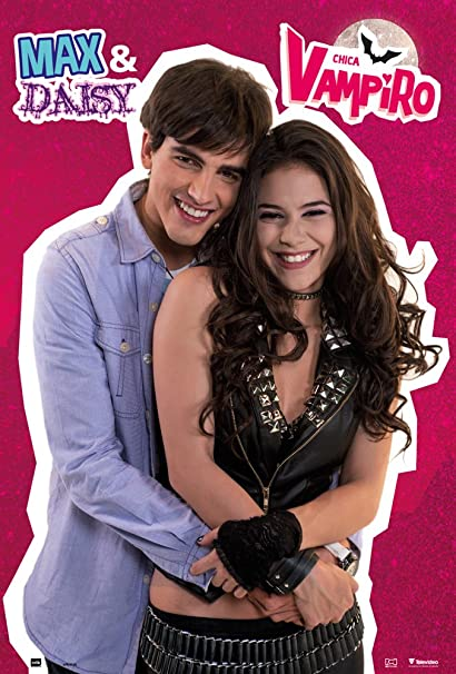 vast selection low cost great fit empireposter 738080 Chica Vampiro - Max et Daisy - Poster ...